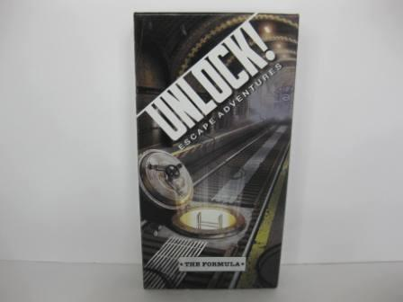 The Formula - Unlock! Escape Adventures - Board Game
